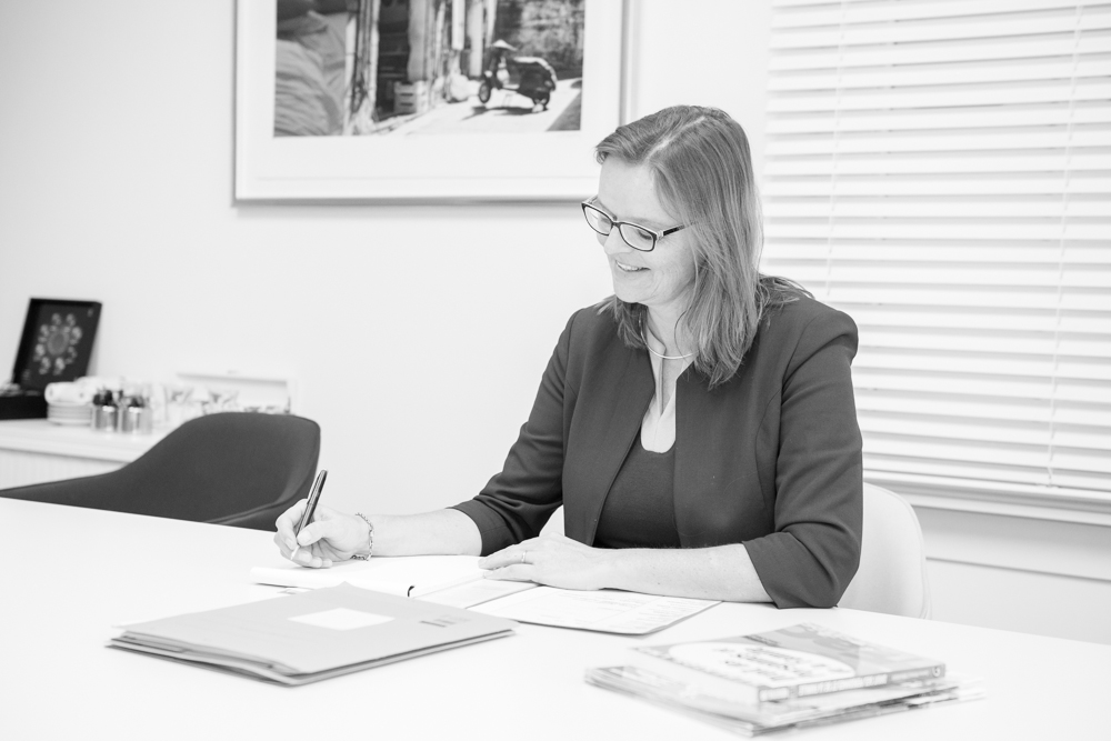 Mr Mireille Bosscher kandidaat-notaris